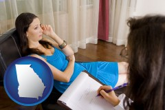 georgia a counseling session