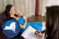 new-york a counseling session